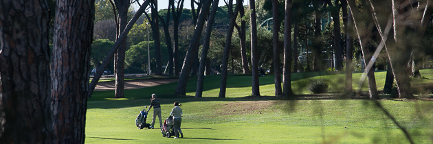 Golf Old Course Mandelieu La Napoule Cote d'Azur - French Riviera